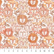 Savanna Sunset Orange Fi90234 056