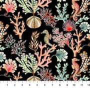 Sea Botanica Black Multi Fi90240 099