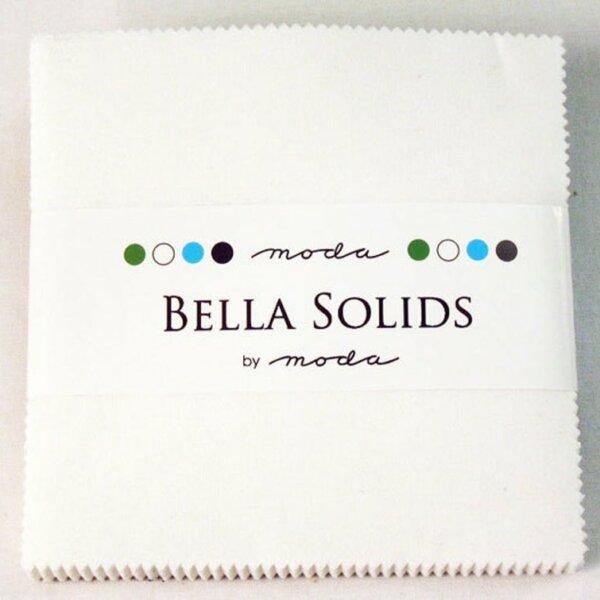 Bella White Charm Packs
