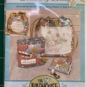 Stitching Ditty Bag The Birdhouse