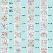 United Stitches Stitchery List