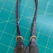 Black Handbag Straps