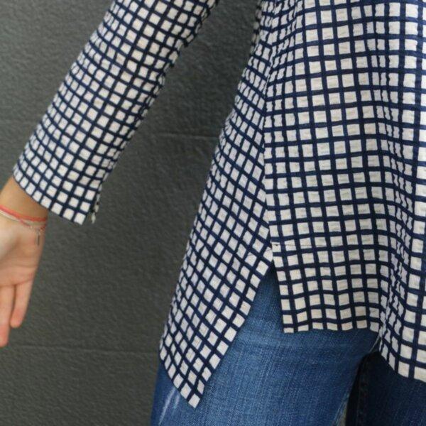Helga Shirt Detail