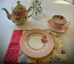 Afternoon Tea Placemats